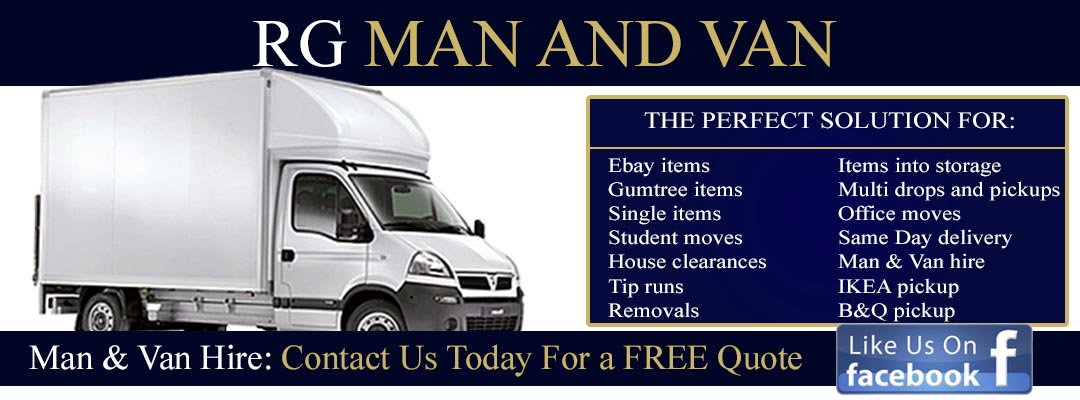 Pangbourne Man and Van Removals Company